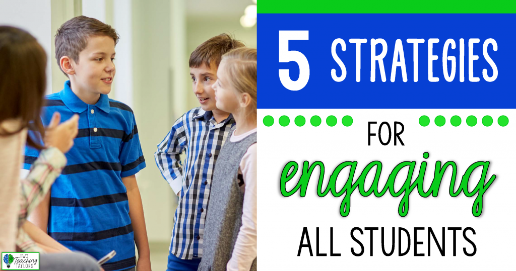 5 Student Engagement Strategies that Work