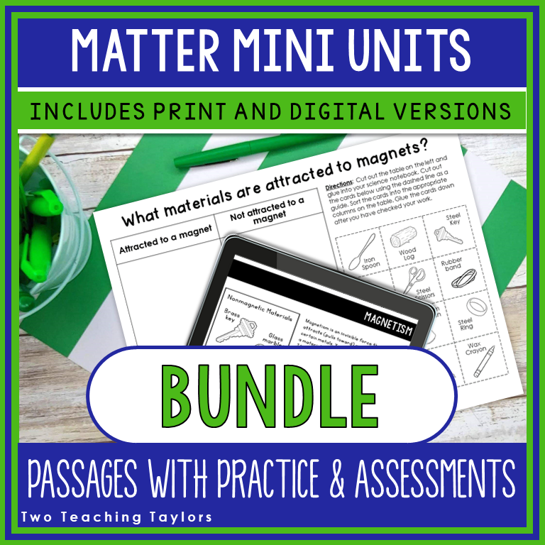 Cover image of Matter Mini Unit Bundle