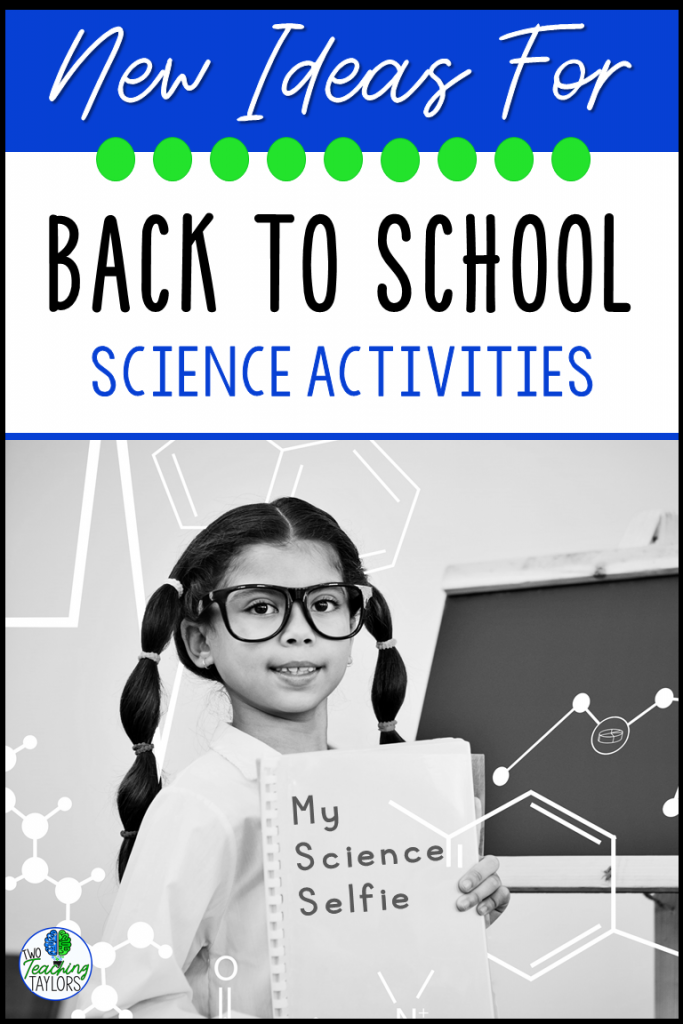 PIN BACK TO SCHOOL SCIENCE