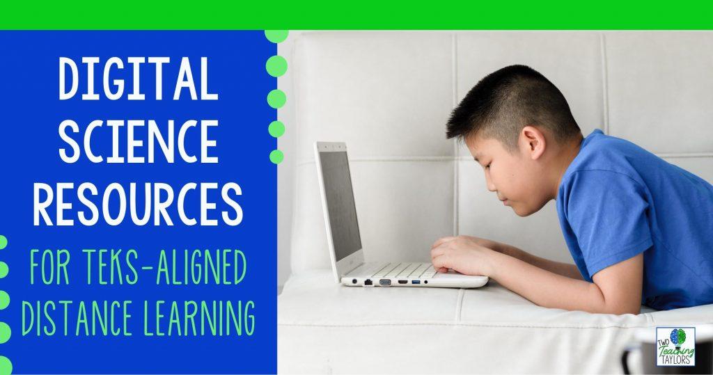 Digital Science Resources Blog Header