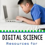 Digital Science Resources for distance learning PIN