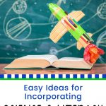 Integrating Science and Literacy Pin
