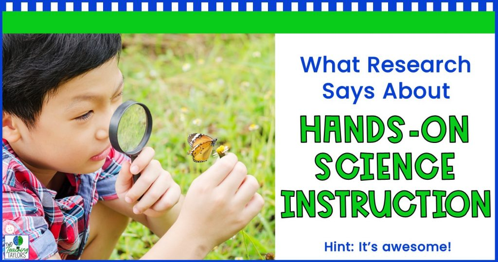 blog header of post over hands-on science labs
